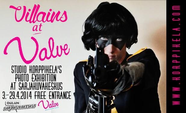 Villains at Valve